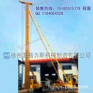 供应KLB620-6T多用打桩机/长螺旋 柴油锤两用打桩机/多功能打桩机