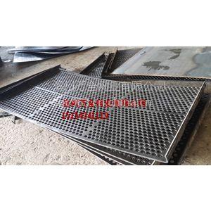 钢板冲孔筛板方孔筛网圆孔筛网碳素筛网