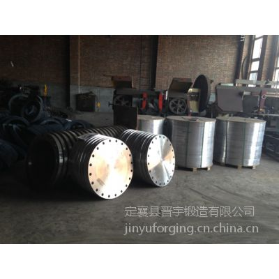碳钢法兰、筒类、饼类、阀体类锻件