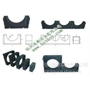 供应采用优质材料批量生产 电力管道专用管枕 量大从优