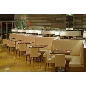 供应青岛餐桌餐椅厂家专业定做酒店桌椅家具电动桌会所桌椅高档肯德基桌椅咖啡桌