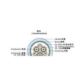 供应UL 2919低压电脑线——协威电线
