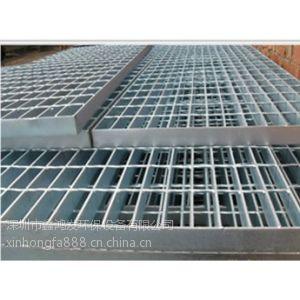 供应钢格板/热镀锌钢格板/热镀锌平台钢格板/热镀锌踏步板