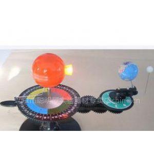 供应热销!科普教学三球仪儿童启蒙学习玩具节日礼品日全食原理仪器