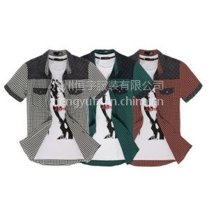 供应广州工作服衬衫定做|时尚衬衫定做|广州员工厂服定做