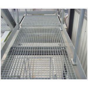 供应江门电厂平台钢格板    茂名平台钢格栅    珠海热镀锌钢格板