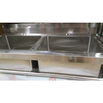 供应不锈钢双眼水池 洗刷池 ,定做不锈钢拖把池,小便池