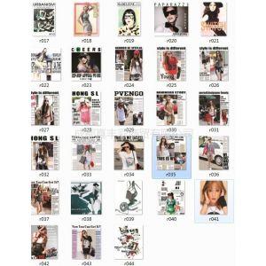 供应供应2013欧美流行服饰 批发数码印花图案 定做销售彩色印花服装