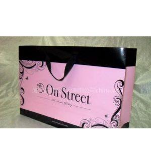 供应礼品手提纸袋 圣诞袋 化妆品袋 牛皮纸袋