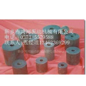 鸿河机械供应φ140*160*φ40压缩,复合橡胶弹簧