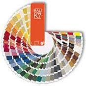 RALl色卡 油漆标准色卡 K7国际色卡