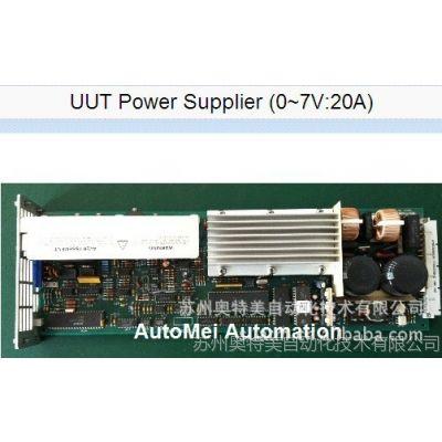 UUT Power Supplier (0~7V:20A)