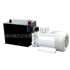 供应专业供应大型升降平台液压动力单元