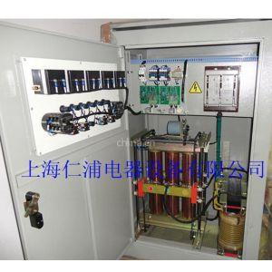 供应上海加工中心车床配套用SBW-60KVA全自动大功率补偿式电力稳压器