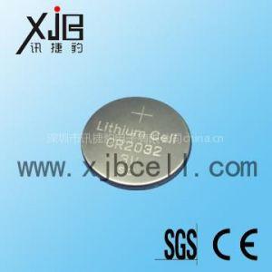 供应触控控制标签CR2032纽扣电池