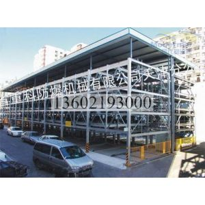 供应天津五层升降横移式立体停车库