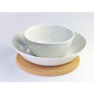 兰州 欣博佳供应软木杯垫 软木锅垫 质量保证