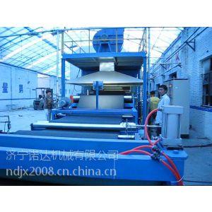 供应诺达牌 XPE发泡卷材生产设备(FP-22*2.0 ) 主营:XPE发泡设备、塑料片材挤出设备