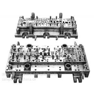 供应精密五金模具制造、汽车五金冲压件,连续模来图加工