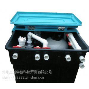 供应供应重力式过滤器 重力式游泳池设备 泳池池底清污机