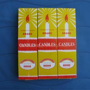 供应蜡烛(纸盒包装)