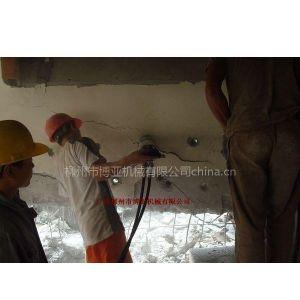 供应高效拆除机械设备博亚牌BY90劈裂机 品质好 技术高