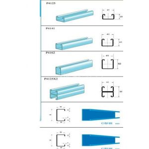 太阳能支架型钢、C、Z、U型钢销售,热镀锌处理,非标定做!无锡创兴金属