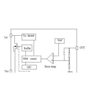 供应低电压DC-DC升压芯片