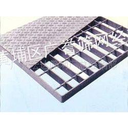 供应镀锌钢格板 热镀锌钢格栅板 沟盖板 平台钢格板