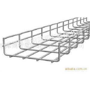 供应【常州集隆专业生产】卡博菲/网格桥架/400*54/热镀锌/电缆桥架