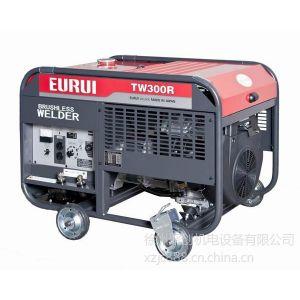 供应原装日本东洋EURUI汽油发电电焊机TW300R