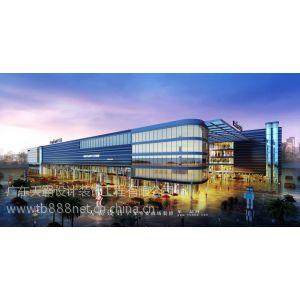 供应领先的运城商场装修项目天霸设计