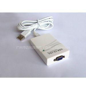 供应迈拓维矩 MT-UV01 USB转VGA 转换器 USB显卡 USB转视频