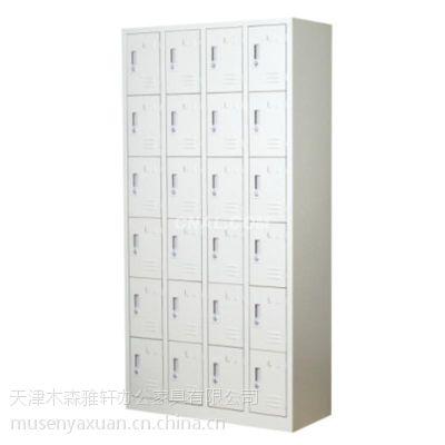 供应天津铁皮柜-铁皮五节柜-三门铁皮柜-四门更衣柜