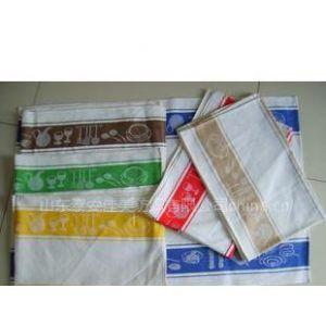 长期大量供应纯棉华夫格茶巾
