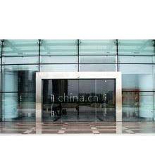 上海配置自动门钢化玻璃浦东区销售维修钢化玻璃门