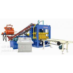供应东辰液压花砖机,彩色路面砖机