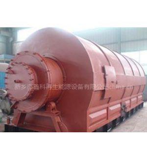 鑫科小型废塑料炼油设备 塑料油 炼油厂 塑料炼油机器