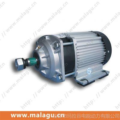 供应 尤奈特无刷电动三轮车电机 BM1424ZXF-60V2200W-60321