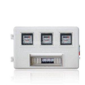 大华牌国家电网专用透明电表箱 聚碳酸酯插卡集抄动力箱 厂家推荐