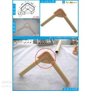 供应上海复合管塑胶接头|上海精益管塑胶接头|上海线棒塑胶接头