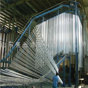 供应亮光LG-铝型材喷涂 铝材喷塑 铝材喷粉线