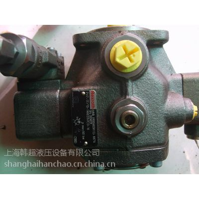 供应供应力士乐柱塞泵A10VS010DR/52R-PPA14N00现货