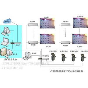供应虹膜矿灯充电架管理系统