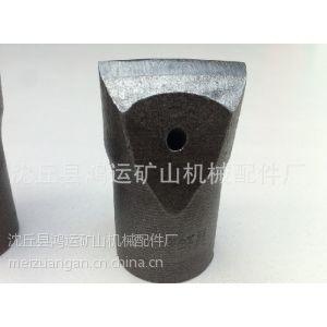 供应煤矿用岩石一字型钻头 优质风钻头
