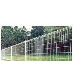 供应双圈护栏网 园林护栏网 花园护栏网 护栏网厂家