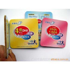 供应(开业庆典礼品)国产环保美赞臣婴儿奶粉促销软木杯垫