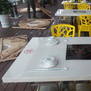 供应聚焦美定做深圳龙华吃餐桌椅、火锅店椅子、茶餐厅餐椅