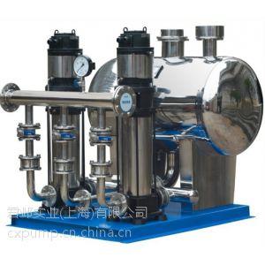 供应ZWL型水箱式管网叠压(无负压)供水设备