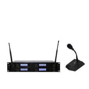 台湾iChang无线会议话筒C-400
